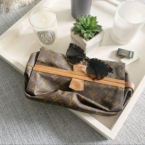 LOUIS VUITTON Vintage Saks Fifth Avenue Travel bag